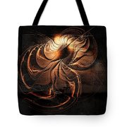 Gold Relic Tote Bag