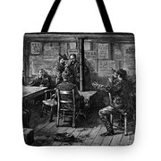 Gold Rush: Miners, 1887 Tote Bag