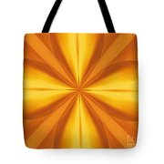 Golden 4 Leaf Clover  Tote Bag