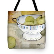 Golden Apples Tote Bag