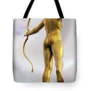 Golden Archer Tote Bag