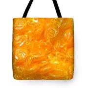Golden Butterscotch Tote Bag