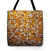 Golden Corn Tote Bag