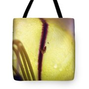 Golden Cup Flowe Study 2 Tote Bag