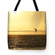 Golden Day Tote Bag by Ernie Echols