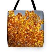 Golden Days Tote Bag