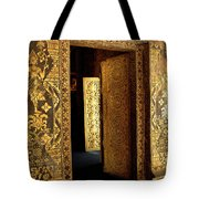 Golden Doorway 2 Tote Bag