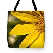 Golden Flower 1 Tote Bag