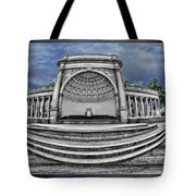 Golden Gate Park Stage  Tote Bag