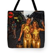 Golden Girls Of Bourbon Street  Tote Bag