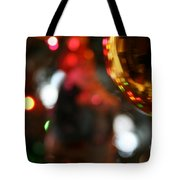 Golden Globe Tote Bag