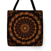 Golden Mandala 1 Tote Bag