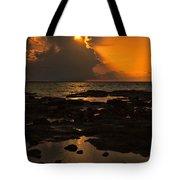 Golden Orange V4 Tote Bag