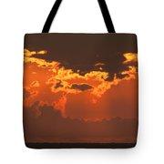 Golden Orange V5 Tote Bag