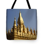Golden Palace Laos 2 Tote Bag