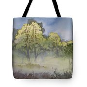 Golden Ribbons Tote Bag