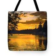 Golden San Juan Tote Bag