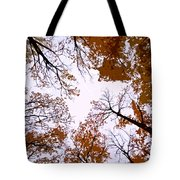 Golden September ... Tote Bag