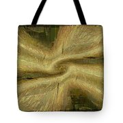 Golden Tug Of War Tote Bag