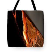 Golden Vulture Tote Bag