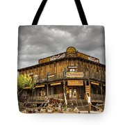 Goldfield Ghost Town - Peterson's Mercantile  Tote Bag