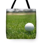 Golf Ball Tote Bag