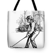 Golf, C1920 Tote Bag
