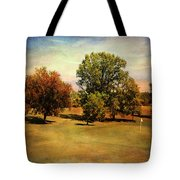 Golf Course II Tote Bag