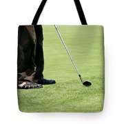 Golf Feet Tote Bag