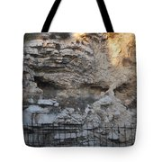 Golgotha The Place Of The Skull Tote Bag