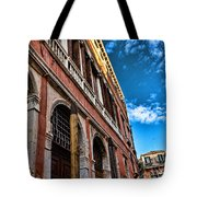 Gondola View Tote Bag