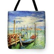 Gondolla Venice Tote Bag