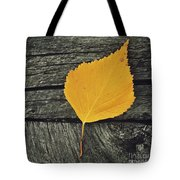 Gone For Good Tote Bag