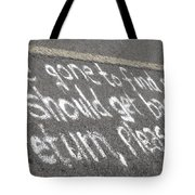 Gone To Find Myself Tote Bag