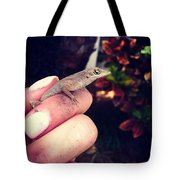 Good Bye Little Coffee Mate. Tote Bag by Katie Cupcakes