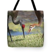 Good Catch Tote Bag by Carol Groenen
