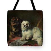 Good Companions Tote Bag by Earl Thomas