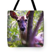 Good Looking Lady Tote Bag