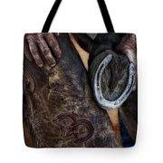 Good Luck Tote Bag by Susan Candelario