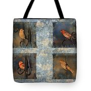 Good Moning Sunshine Collage Tote Bag