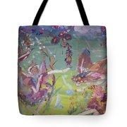 Good Morning Fairies Tote Bag