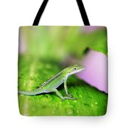 Good To Be Green Tote Bag