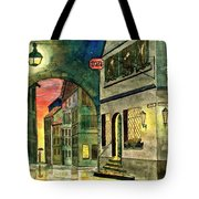 Goodnight Old Friends Tote Bag