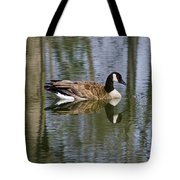 Goose Reflections Tote Bag
