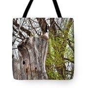 Goose Tree Tote Bag