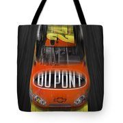 Gordon On The Move Tote Bag by Mike McGlothlen