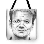 Gordon Ramsey Tote Bag