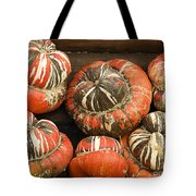 Gorgeous Gourds Tote Bag
