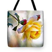 Gorgeous Roses Tote Bag