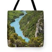 Gorges Du Verdon Tote Bag